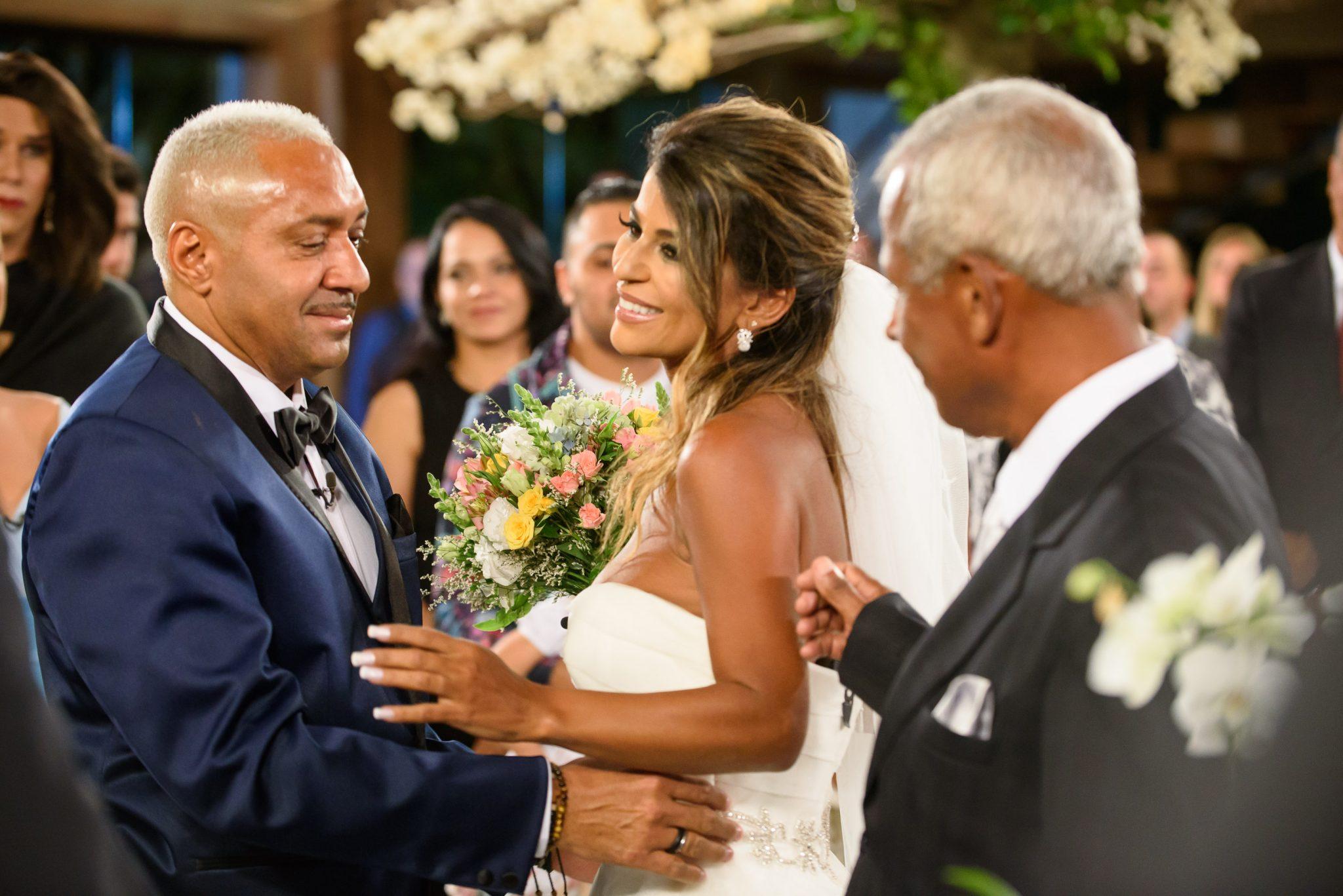 Casamento programa da Eliana Tiririca