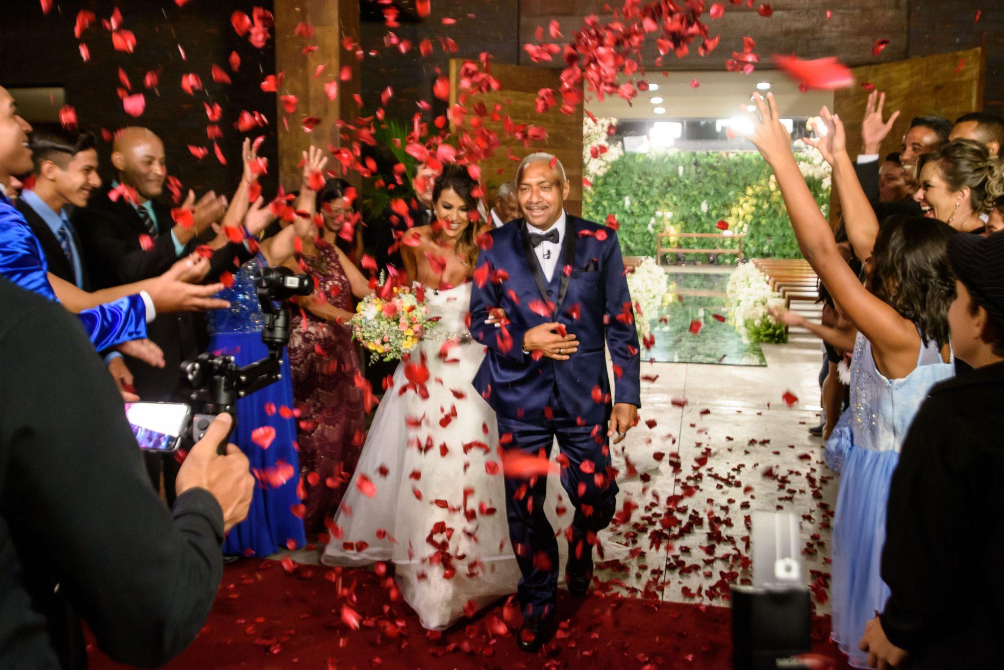 Nana magalhães casamento