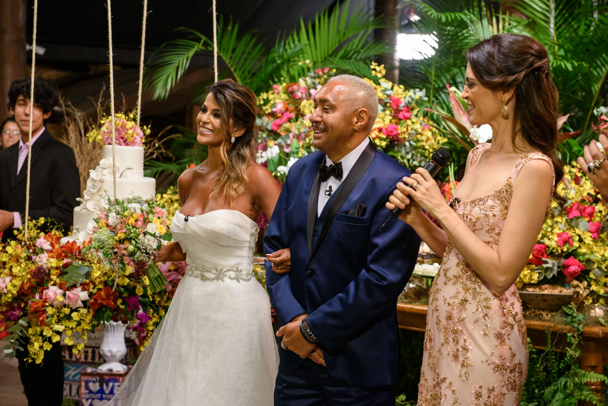 casamento chris flores tiririca