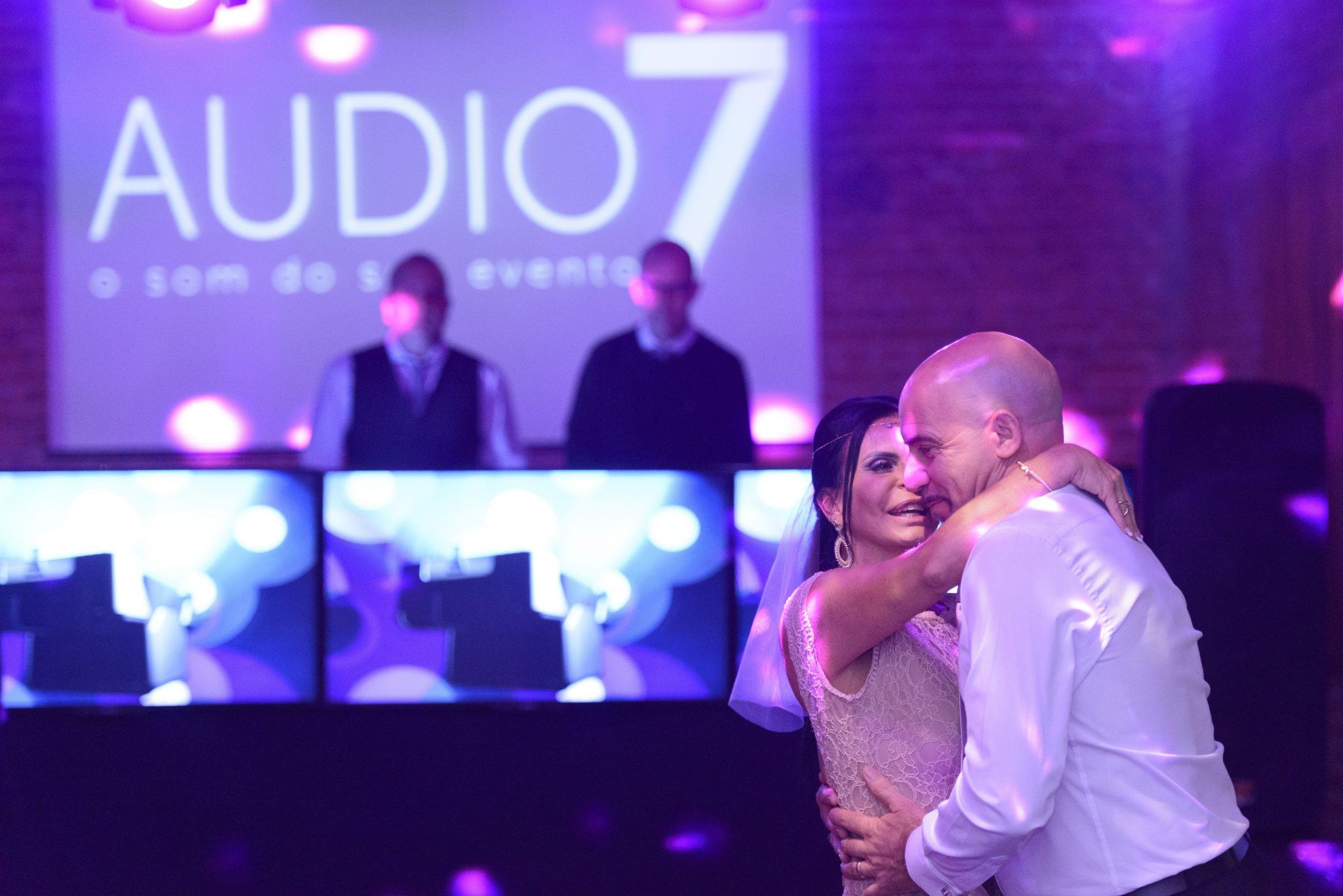 Carlos e Gretchen Casamento Audio7