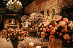 decoração casamento rústico e no campo